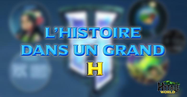 Hytale : l'Histoire dans un grand H