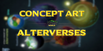 Photo of Concept Art : Alterverses