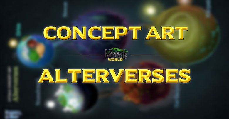 Concept Art : Alterverses