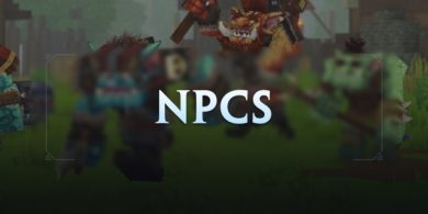 Photo of Les NPC d'Hytale
