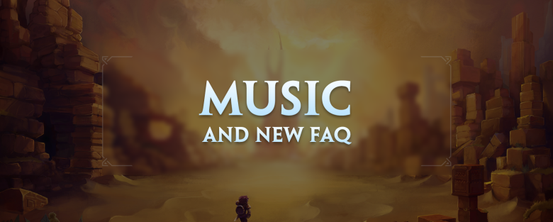 FAQ & OST !