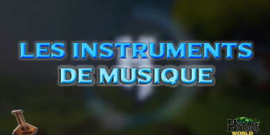 Photo of Les Instruments de Musique