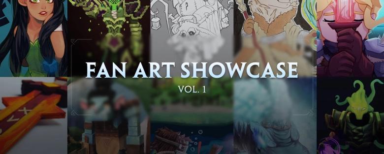 Les tout premiers Fan Arts (Volume 1)