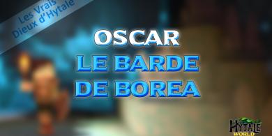 Photo of Les Vrais Dieux d'Hytale : Oscar Garvin, le Barde de Borea