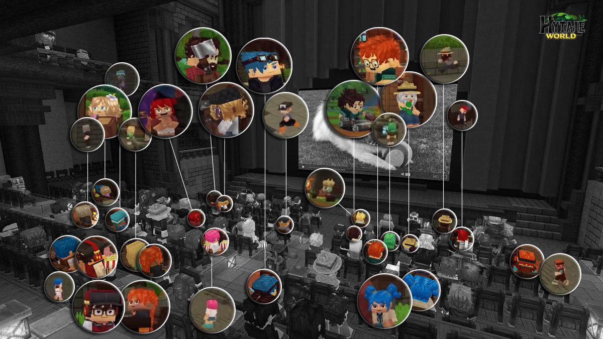 Les Personnages et Races du trailer