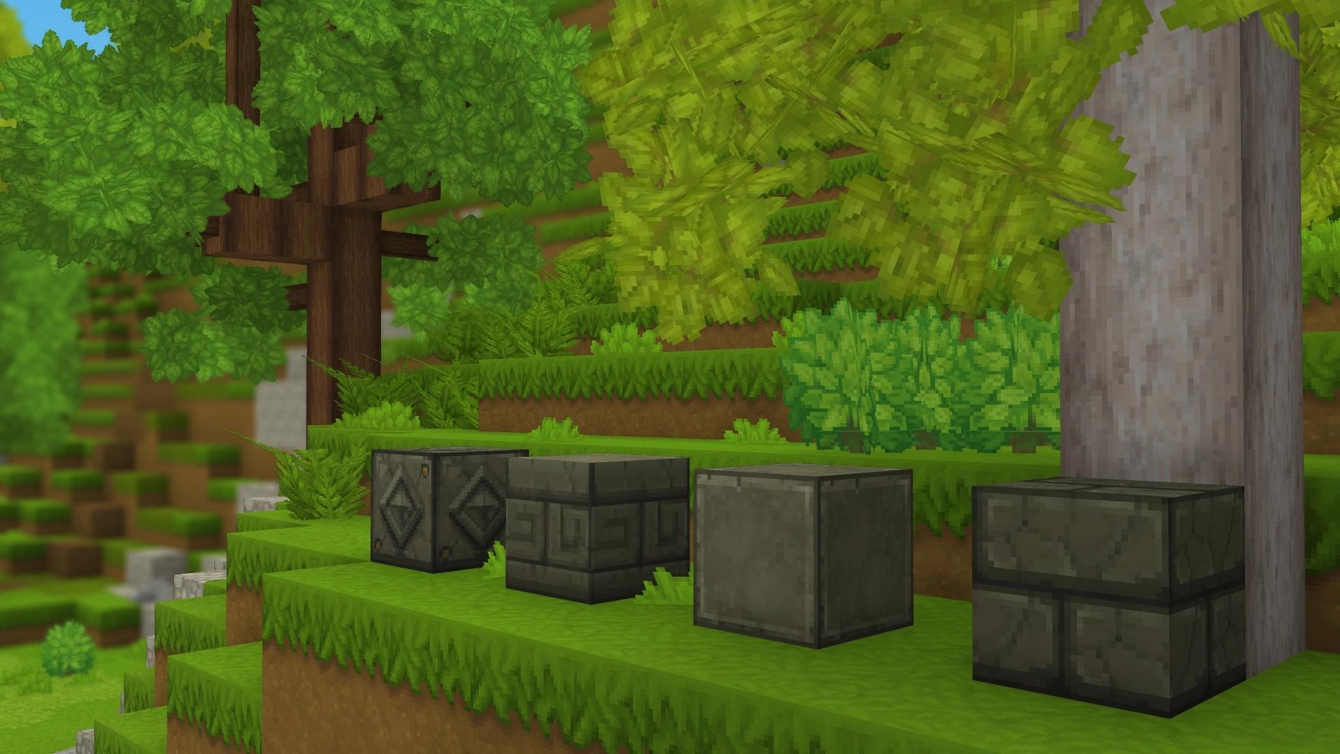 La Construction avec des Blocs variés dans Hytale !