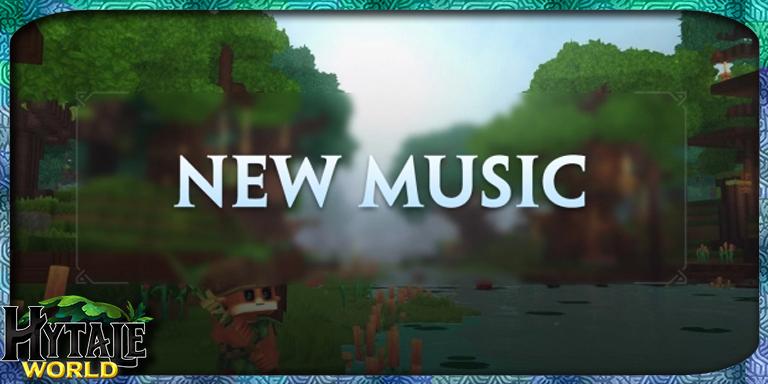 La Musique d'Hytale : Trois nouveaux extraits !