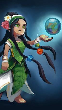 Le Choix du chemin: classes, races, cheveux et tentacules