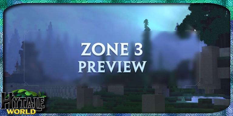 Zone 3 : Tour d'horizon de la Zone froide