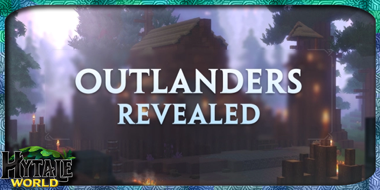 Voile levé sur les Outlanders en zone 3 !