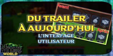 Photo of Du trailer à Février 2020 : l'Interface Utilisateur