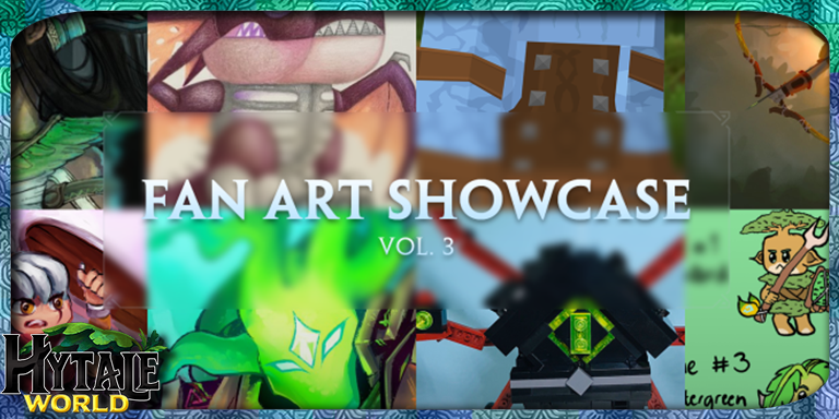 L'Exposition Fan Arts d'Hytale continue (Volume 3)