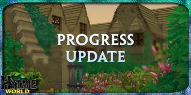 Photo of L'avancement du développement d'Hytale pour le mois d'Avril 2020